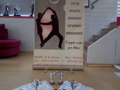 Σχολή χορού στο Χαλάνδρι - inchorus